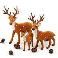 Figur Puppe Weihnachten Hirsch Rentier Weihnachtsfeier Showcase Desktop N7Y8