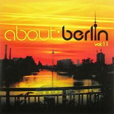About Berlin Vol.11 - 4*LP NEU