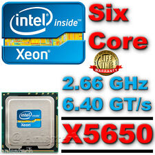 Intel Xeon X5650 de seis núcleos del procesador 2.66GHz para Dell PowerEdge R510 R610 R710