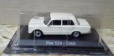 "DIE CAST "" FIAT 124 - 1968 "" SCALA 1/43 RBA AUTO INDIMENTICABILI"