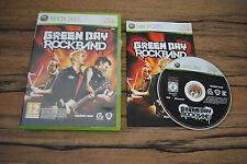 Jeu GREEN DAY ROCKBAND sur Xbox 360 VF
