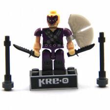 NEW KRE-O GI JOE AXE Ninja KREON Mini Figure Collectible Boy Kid Cute Toy