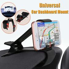 Universal Car Dashboard GPS NAV Mount Clip Holder Mobile Phone Stand HUD Cradle
