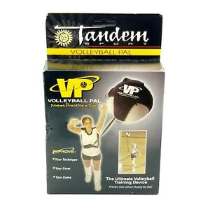 Tandem Volleyball Pal Practice Serving Ultimate Volleyball Training Device