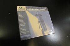 LIVE FROM THE MUSIC LOUNGE volume 12 /103.7 FM RADIO CD death cab for cutie MINT