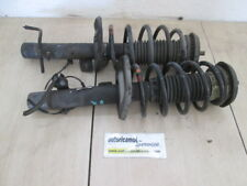 Peugeot 207 Cc 1.6 B 5M 88KW (2009) Replacement Pair Front Shock Absorbers 520