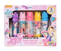 JOJO SIWA JUMBO Sidewalk CHALK Birthday Favor Gift Summer Fun