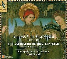 Alfons V El Magnanim von Savall | CD | Zustand gut