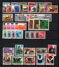 Belgisch Congo Belge - Rep. Congo Kinshasa Collection Used sets (16) c49.15Eu.