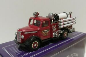 Matchbox Platinum Edition 1939-er Bedford Pupm and Hose Truck,neu in Ovp!