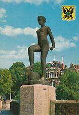 alte AK Groningen - Maagd Herebrug, Niederlande gelaufen Ansichtskarte B011g