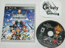 USED Kingdom Hearts - HD 2.5 Remix Sony PlayStation 3 (NTSC) Canadian Seller