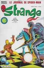 STRANGE N° 168 - DECEMBRE 1983 - MA1RVEL - LUG - TTBE !