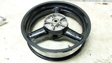 06 Suzuki GSX 750 GSX750 F Katana rear back wheel rim