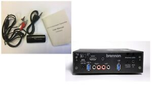 Bluetooth Transmitter for Brennan B2 CD Ripper and wireless headphones speakers