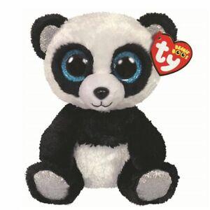 Beanie Boos Regular Plush Bamboo Panda