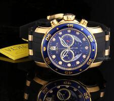 Relojes de pulsera Quartz de goma Cronógrafo