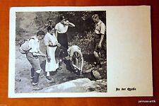 Zwischenkriegszeit (1918-39) Künstler-Echtfotos