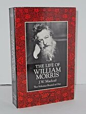 The Life of William Morris by J. W. Mackail   2 vol as 1   History of Fine Art