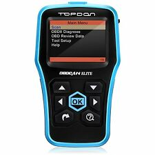 Car Diagnostic Tool Topdon Professional Auto ABS/SRS Scanner OBD2 / OBDII. ELITE