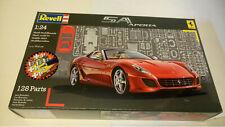 Revell, 1:24, Ferrari, SA Aperta, Art. Nr. 7090, selten, neu und ovp, !!