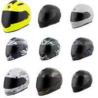 2019 Scorpion EXO-T510 Full Face PoluyCarb Motorcycle Helmet DOT - Size & Color