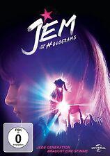 DVD * JEM AND THE HOLOGRAMS - JEDE GENERATION BRAUCHT EINE STIMME # NEU OVP +