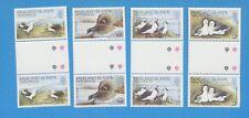 FALKLAND ISLANDS DEPENDENCIES - Sc L88-L91, SG 125-128 - VFMNH  GP - Birds 1985