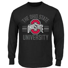 Ohio State Buckeyes Men's Long Sleeve Banner Tee - NWT - FREE SHIPPING!