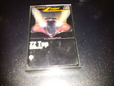 ZZ TOP ELIMINATOR -  ORIGINAL CASSETTE ALBUM 1983.