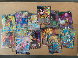 Dragon Ball Super Card Game BUNDLE, ALL SR CARDS!