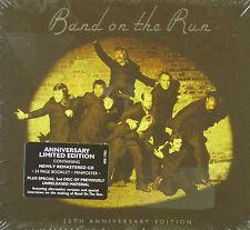 2x CD - Paul McCartney & Wings - Band On The Run - #A2861 - Box-Set