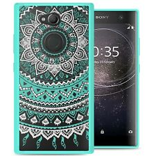 For Sony Xperia XA2 Ultra Case Hard Back Bumper Shockproof Slim Phone Cover