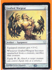MTG Magic Fifth (5th) Dawn 1 x GRAFTED WARGEAR Uncommon card  Never played