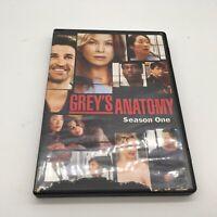 Grey's Anatomy - Season 1 One (DVD, 2006, 2-Disc Set)
