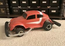 Vintage Rare Coney Island Coin Operated Remote Control  RC VW Beetle Robot