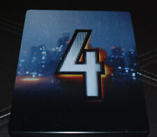 New Rare Battlefield #4 Tin Collector Game Case Bonus PS3, PS4 *No Game/Manual*
