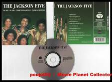 THE JACKSON FIVE (CD) 12 Titres 2001