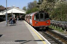 London Underground New Northern line stock Hendon Central Rail Photo