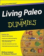 Living Paleo For Dummies by Melissa Joulwan Paperback Book (English)