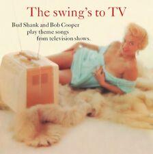 BUD SHANK/BOB COOPER/SWING'S TO TV(ltd.paper sleeve [CD])(24bit)