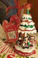 Ornement Sapin Scene / Ornament Christmas Tree Scène Disneyland Paris