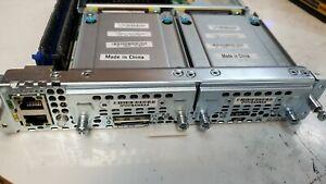 Cisco UCS-E140S-M2/K9 UCS E-Series M2 2x8GB Ram 2x1TB HDD Server Module