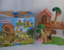 Sylvanian Families Tree House Treehouse Boxed SPARES MISSING PIECES Incomplete