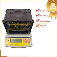 300g No Damage Gold Densimeter Gauge Density Tester Gold Purity Testing Meter