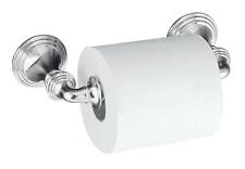 Kohler Devonshire Toilet Paper Tissue Holder, Polished Chrome, K-10554-Cp