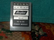 ACOPIAN 5EB100 5 VOLT   AC TO DC SINGLE-OUTPUT   REGULATED POWER SUPPLY OBO