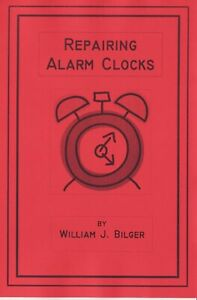 Repairing Alarm Clocks - How to PDF Book