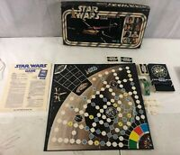 Vintage Star Wars Escape from Death Star Board Game Kenner 1977 Rare H3