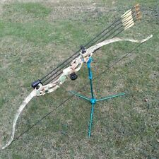 """48"""" Recurve Bow W/20lbs Draw Weight 28"""" Draw Length For Women Children Archery A"""